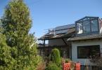 Montage Solaranlage